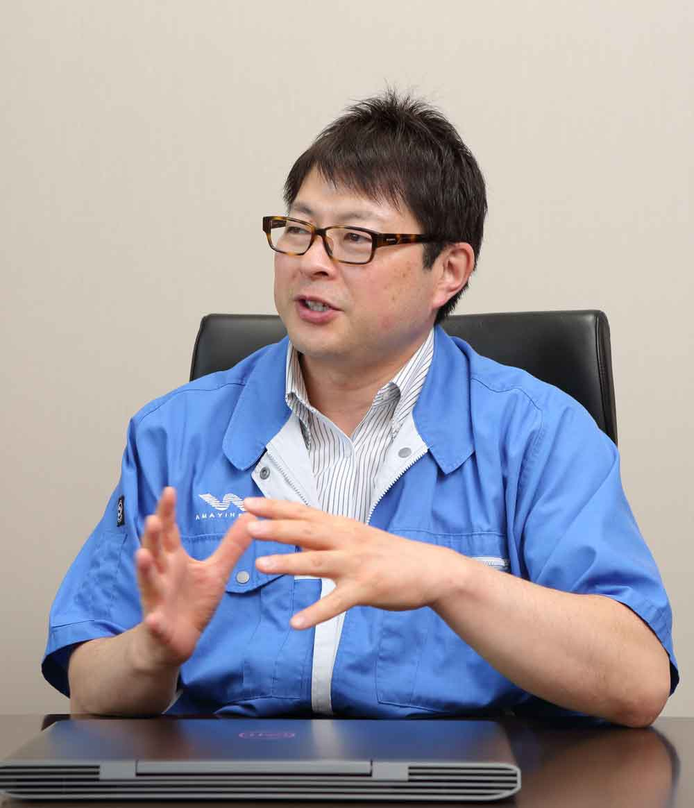 CREST ASTRA Japan 代表取締役社長 西山 泰登